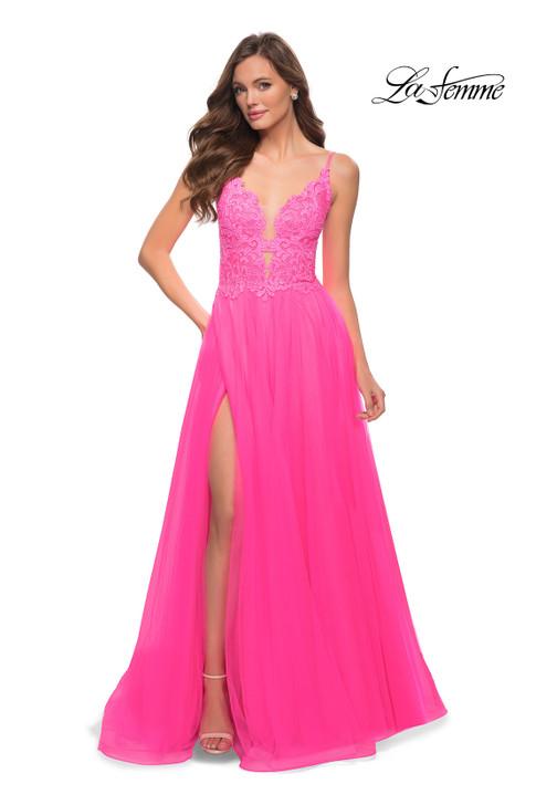La Femme 29964 prom dress
