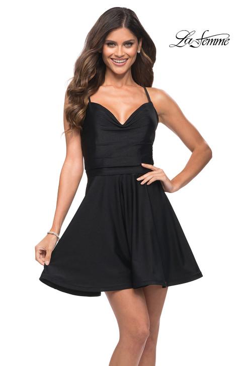 La Femme 30066 Homecoming Dress
