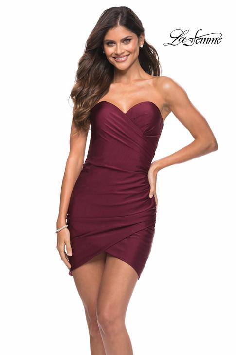 La Femme 30076 homecoming dress