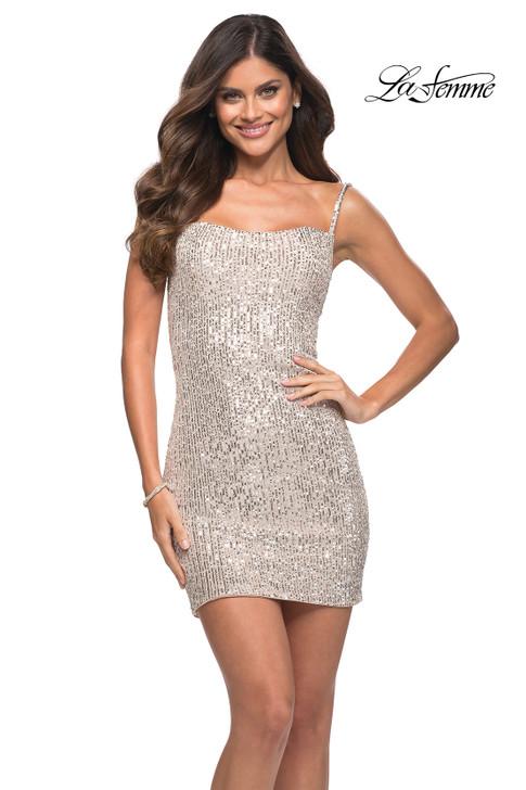 La Femme 30121 homecoming dress