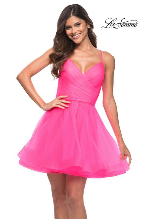 La Femme 30345 prom dress