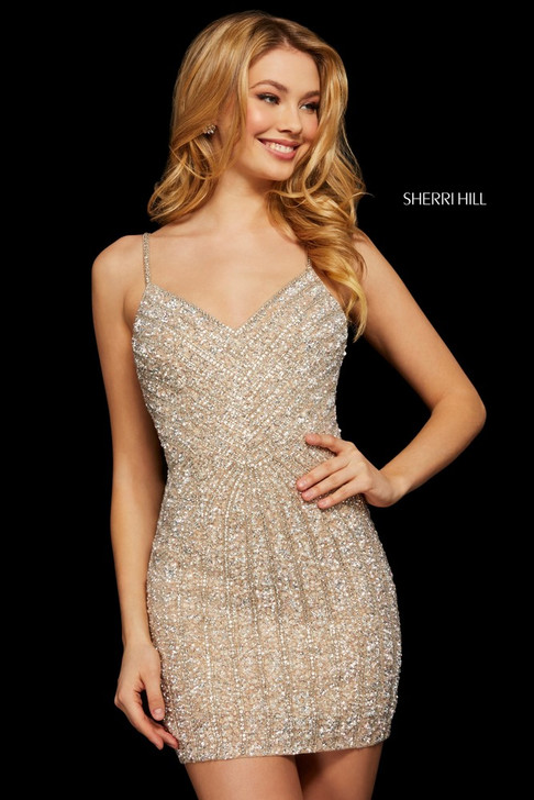 Sherri Hill 53060 cocktail dress