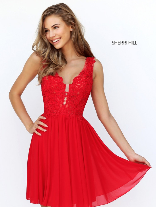 Sherri Hill 50756 Dress