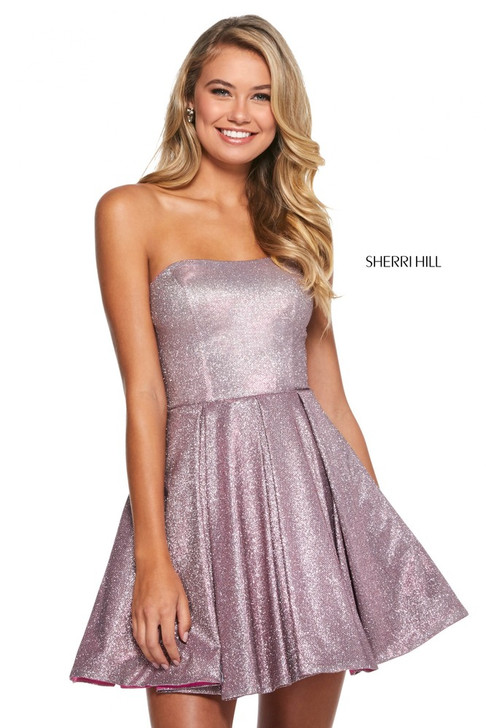 Sherri Hill 52971 cocktail homecoming dress