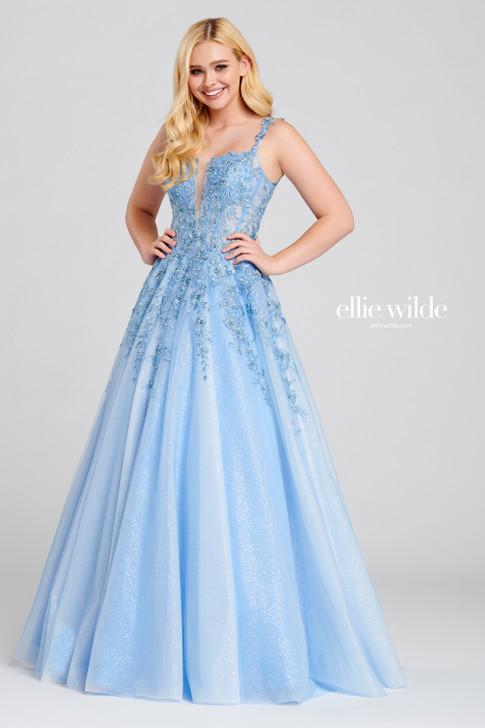 Ellie Wilde EW120014 prom dress