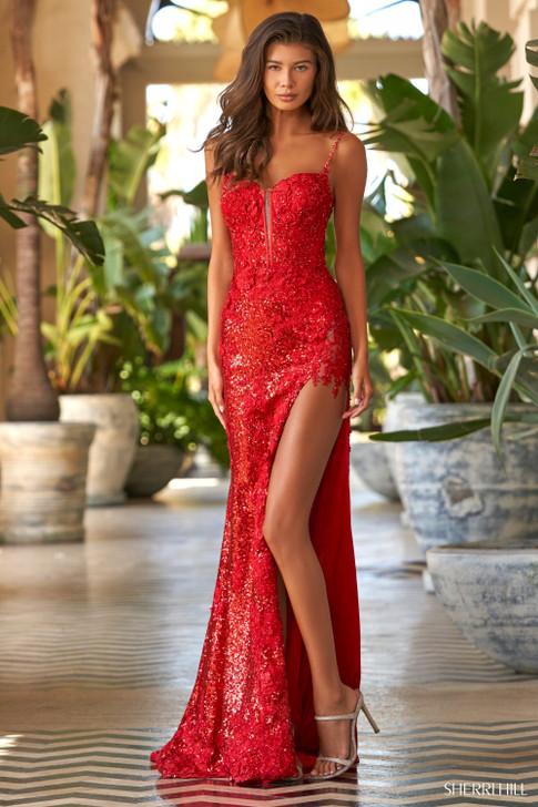 Sherri Hill 54838 Prom Dress