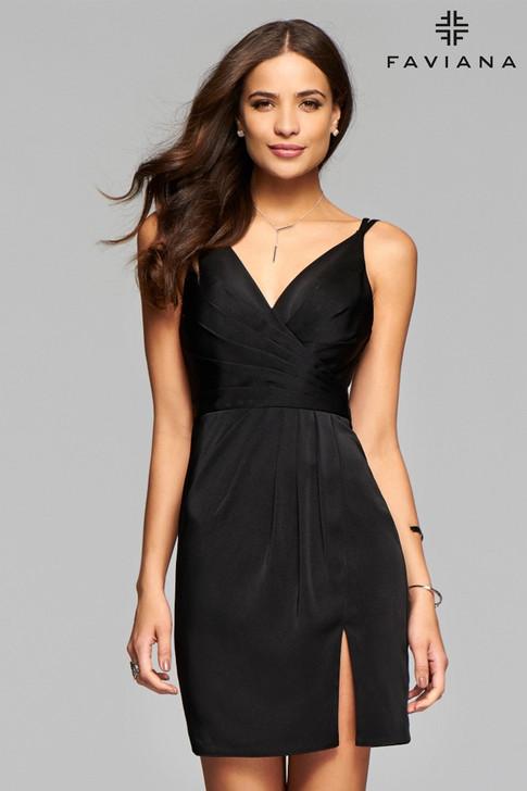 Faviana 7850 Short Dress