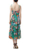 TIE ON THE SHOULDER WITH FALBALA STRAP DRESS BAN2003-0232