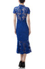 HIGH NECK MERMAID DRESS BAN1909-0415