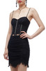 ZIP UP BACK CAMISOLE TOP BAN2009-0212
