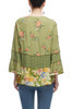 BOAT NECK WITH BELL SLEEVE TOP BAN2009-0557