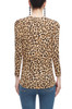 ROUND NECK WITH PUFF SLEEVE TEE TOP BAN1905-0460