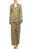 ANKLE LENGTH WITH DRAWSTRING WAIST PAJAMA PANTS BAN2101-0410