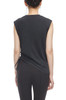 ROUND NECK WITH DRAWSTRING ON THE SIDE TANK TOP BAN2012-0315
