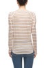 ROUND NECK WITH BUFFANT SLEEVE TEE TOP BAN2012-0360