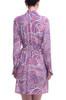 BUTTON DOWN BELTED SHIRT DRESS BAN2105-0463