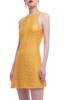 ROUND NECK A-LINE TANK DRESS BAN2104-0600