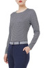 ACTIVE WEAR PULLOVER TOPS P1803-0022