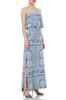 BOHEMIAN DRESSES P1711-0110