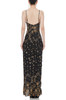 CAMISOLE WITH SLIT ASIDE DRESS P1808-0216