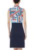 BELOW-THE-KNEE LENGTH EMPIRE LINE DRESSES P1903-0012