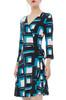 HOLIDAY DRESSES P1707-0083