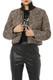 NYLON DAYTIME OUT DOWN COAT COATS TSP1901-0552NB MSRP $285
