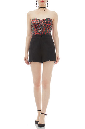 NIGHT OUT BODYSUITS TOP BAN1806-1050