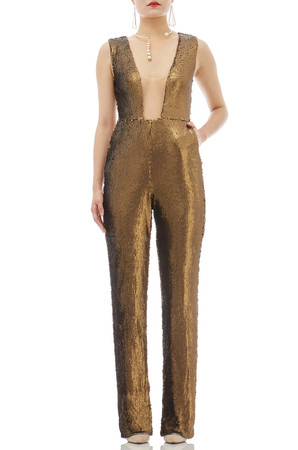 COCKTAIL JUMPSUIT BAN1808-0775