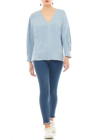 CASUAL PULLOVER TOP BAN1910-0792