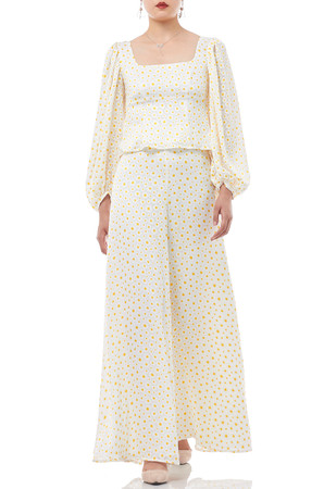 DAYTIME OUT WIDE LEG PANT BAN1912-0529