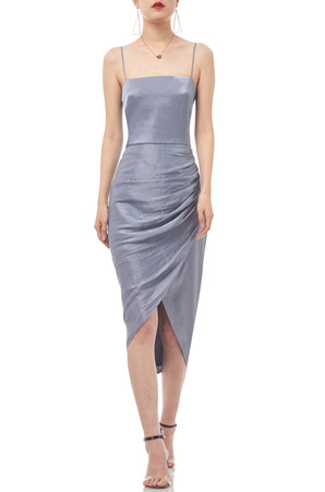COCKTAIL SLIP DRESS BAN1907-0051