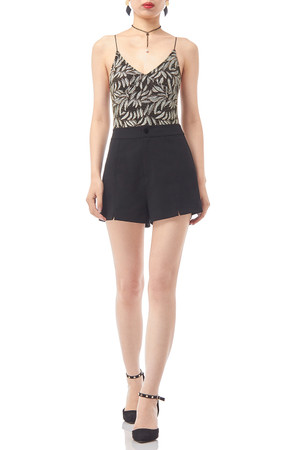 NIGHT OUT BODYSUITS TOP BAN1706-0823