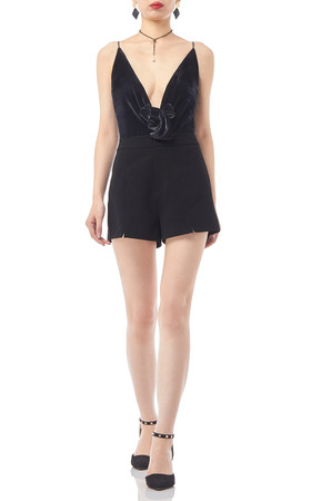 NIGHT OUT BODYSUITS TOP BAN1808-1305