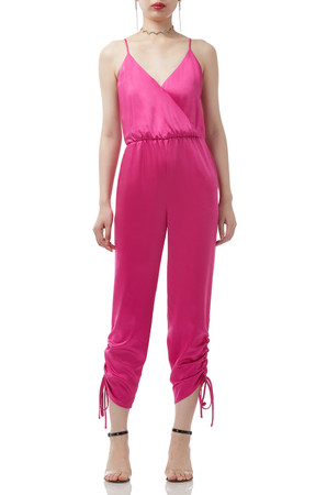 BACK CROSSED STRAP JUMPSUITS BAN1905-0942