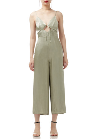 BELOW THE KNEE CAMISOLE JUMPSUITS BAN2003-0039