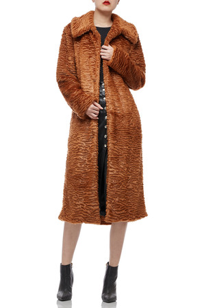 KNEE LENGTH OVERCOAT BAN2006-0216
