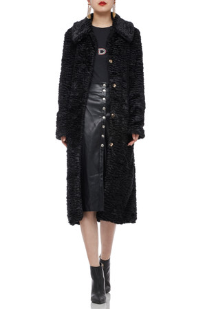 KNEE LENGTH OVERCOAT BAN2006-0216-B