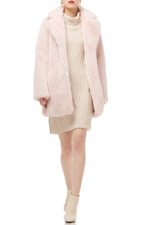 ABOVE THE KNEE LENGTH COAT BAN1809-0048