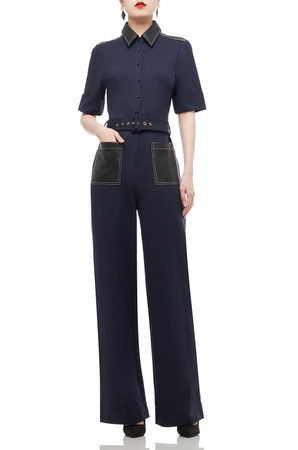 BELTED JUMPSUITS BAN2006-0207