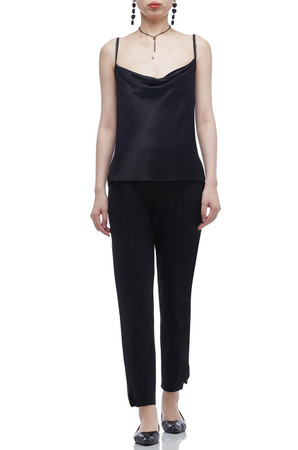 NORMAL WAISTED ANKLE LENGTH PANTS P2010-0117