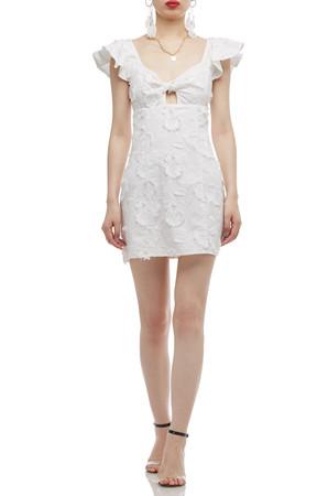 A-LINE STRAP DRESS BAN1911-0085
