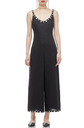 STRAP WITH WIDE LEG JUMPSUIT BAN2011-0285