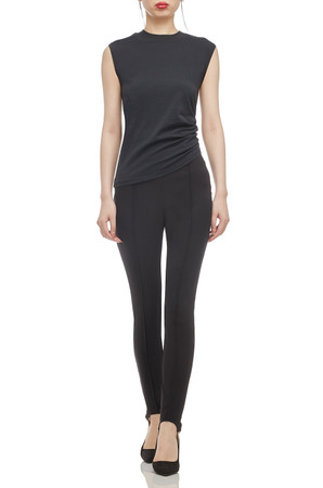 HIGH WAISTED STIRRUP PANTS BAN2012-0101