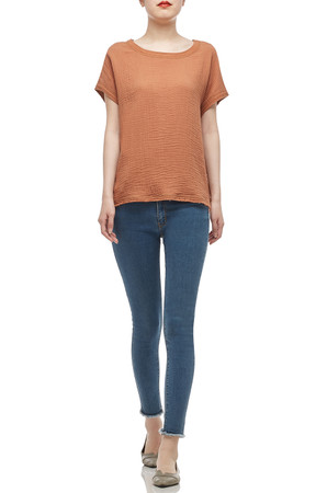 BOAT NECK PULLOVER TOP BAN2012-0155