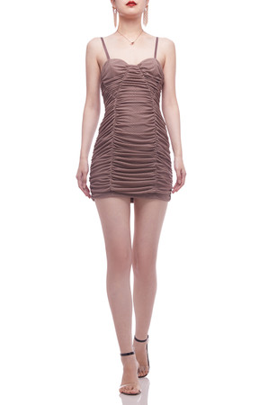 CAMISOLE PENCIL DRESS BAN2105-0289