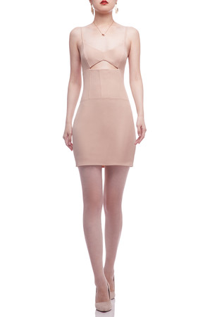 CAMISOLE PENCIL DRESS BAN2103-0613