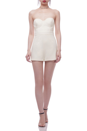 STRAPLESS ROMPERS BAN2106-1059
