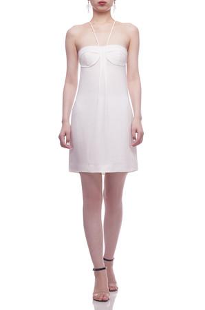 CAMISOLE BUSTIER S-LINE DRESS BAN2103-1046