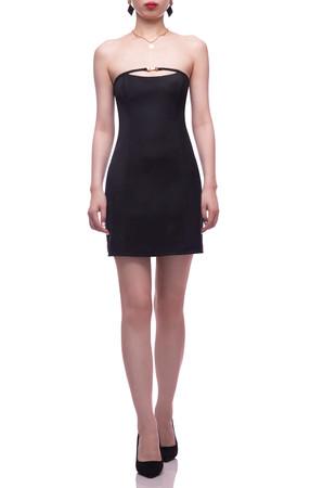 STRAPLESS PENCIL DRESS BAN2106-0975